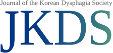 Journal of the Korean Dysphagia Society
